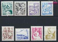 Brasilien 1537x-1544x (kompl.Ausg.) postfrisch 1976 Einheimische Beruf (9233718