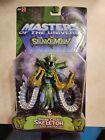 MOTU 200X Masters Of The Universe Snake Crush Skeletor MIB For Sale