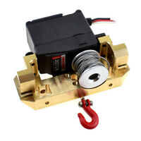 1/10 RC Crawler Climbing Car 25T Steering Gear Winch Wheel for RC4WD D90