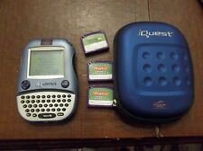 Quantum Leap iQuest w/ 4 Smartridges & Case WORKS GREAT!