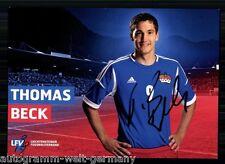 Thomas Beck Lichtenstein National AK TOP Original Signiert +A 60234