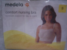 Medela Comfort Nursing Bra, Size Small, Tan, New In Orginal Package