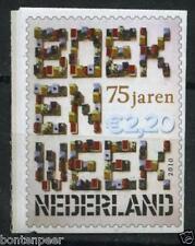 NVPH 2707 POSTFRIS BOEKENWEEK 2010