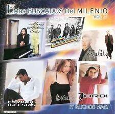 Various : Lo Mas Boscado Del Milenio CD