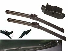 "FORD FOCUS C-MAX 2003-2009 FLAT WINDSCREEN WIPER BLADES 26""19"""