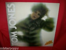 TOM JONES Hit Parade Promo only LP + Book ITALY MINT- The Beatles