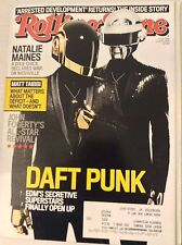Rolling Stone Magazine Daft Punk Natalie Maines July 6, 2013 051717nonrh