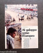 AP96 - Clipping-Ritaglio -1982- PERSONAGGI , ALESSANDRO NANNINI
