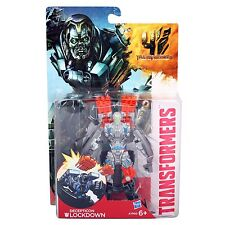 Hasbro TRANSFORMERS Ära des Untergangs A7950 Power Attackers LOCKDOWN