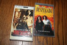 Lot of 2  Once Upon A time in Mexico / Desperado Antonio Banderas PSP UMD New