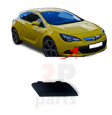 FOR OPEL VAUXHALL ASTRA J GTC 12-15 FRONT UPPER PART TOW HOOK EYE COVER PAINTING