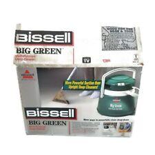 Vintage Bissell Big Green Multi- Purpose Deep Cleaner Machine Model 1672 Rare!