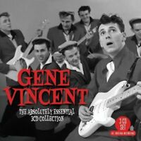 GENE VINCENT - THE ABSOLUTELY ESSENTIAL 3CD COLLECTION 3 CD NEW!