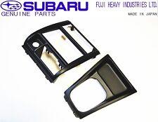 NEW!!SUBARU GC8 Impreza WRX STI Radio & Shifter Bezel trim panel Console OEM JDM