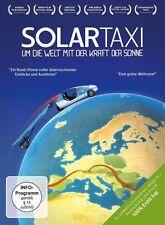 DVD NEU/OVP - Solartaxi - Um die Welt mit der Kraft der Sonne