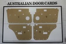 Nissan Skyline R31 Door Cards / Trim Panels. Masonite