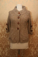 New Look 3/4 Sleeve Acrylic Button Women's Jumpers & Cardigans