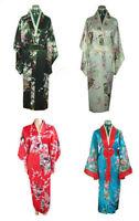 Junoesque Vintage Yukata Japanese Haori Kimono with Obi  WF