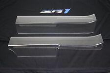 1990-1996 Corvette Door Sill Protectors (Clear w/ No Logo) C4
