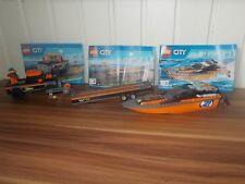 LEGO® City - 60085 - Jeu De Construction - Le 4x4 Avec Hors -bord