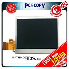 S66 PANTALLA LCD INFERIOR TFT NINTENDO DS LITE ABAJO SCREEN DISPLAY NDSL NDS