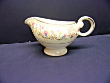 Taylor Smith & Taylor pattern 1631 Creamer Roses and Flowers