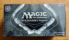Magic the Gathering Deck Builder's Toolkit 2012 Nuovo e sigillato!