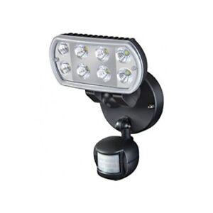 BRENNENSTHUL Lampada IP55 a  LED ad alta potenza L801  con sensore 8 NICHIA-LED