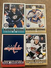 2020-21 OPC Retro High #'s SP's Rookies, Legends you pick player select