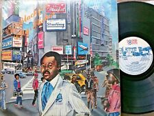 SOUTHERN SOUL BLUES LP: J. BLACKFOOT City-Slicker SOUND TOWN ST-8002 Memphis
