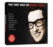 The Very Best of Buddy Holly [Not Now] by Buddy Holly (CD, Feb-2008, 2 Discs, Not Now Music)