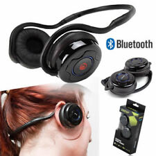 New Bluetooth Wireless Stereo Headphones/Headset For Android Phone iPhone iPad