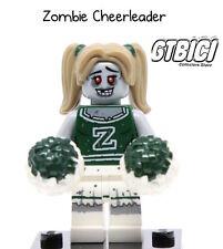 LEGO MINIFIGURA  SERIE 14  `` ZOMBIE CHEERLEADER ´´  REF 71010 NUEVO A ESTRENAR.