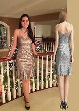 Banana Republic Silver Lwren Scott Collection Sequin Wiggle Dress 4 S UK8 £130