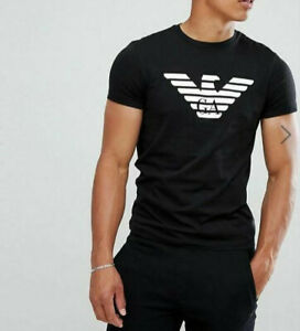 Emporio Armani Mens Muscle fit T-shirt, Size S,M,L,XL