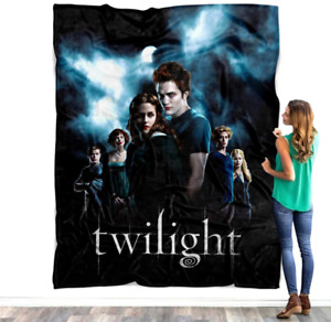 The Twilight Saga Fleece Blanket, The Twilight Saga Blanket Quilt Free Shipping