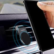 Magnetic Car Phone Holder Air Vent Mount L Shape Clip Stand Universal Auto Parts Fits Isuzu