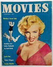1950's Marilyn Monroe Movies Magazine Vol. 2, No. 6 February 1953