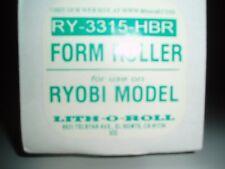 Ryobi 3302/3304 H Crestline Water Form Roller (Ry-3315-Hbr)