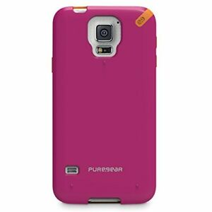 (RV412) JOBLOT of 28 x PureGear Slim Shell for Samsung Galaxy S5