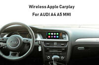 Wireless Apple Carplay Module Android auto GPS NAVI Cam For AUDI A5 B8 MMI 3G