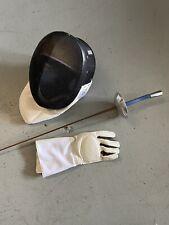 Blue Gauntlet Fencing Kit