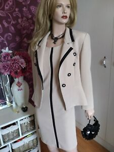 Joseph Ribkoff Dress And Jacket Size 12