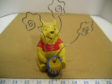 Disney Winnie The Pooh Photo Clip Picture Holder Stand