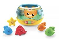 Fisher-Price Laugh & Learn Magical Lights Fishbowl, Fun Kids Game Toy, New