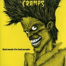 The Cramps - Bad Music for Bad People [New CD]