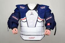 McKenney Ultra 9000 Pro lacrosse goalie chest protector XL new goal pad cat 3