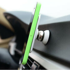 Universal Magnetic Support Cell Phone Car Holder Stand Mount For mobile iPhone