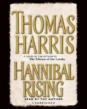 Hannibal Rising by Thomas Harris (2006, CD, Unabridged)