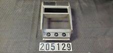 2001-2004 FORD MUSTANG MACH 1 PREMIUM RADIO BEZEL 205129
